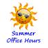 ESC Summer Office Hours
