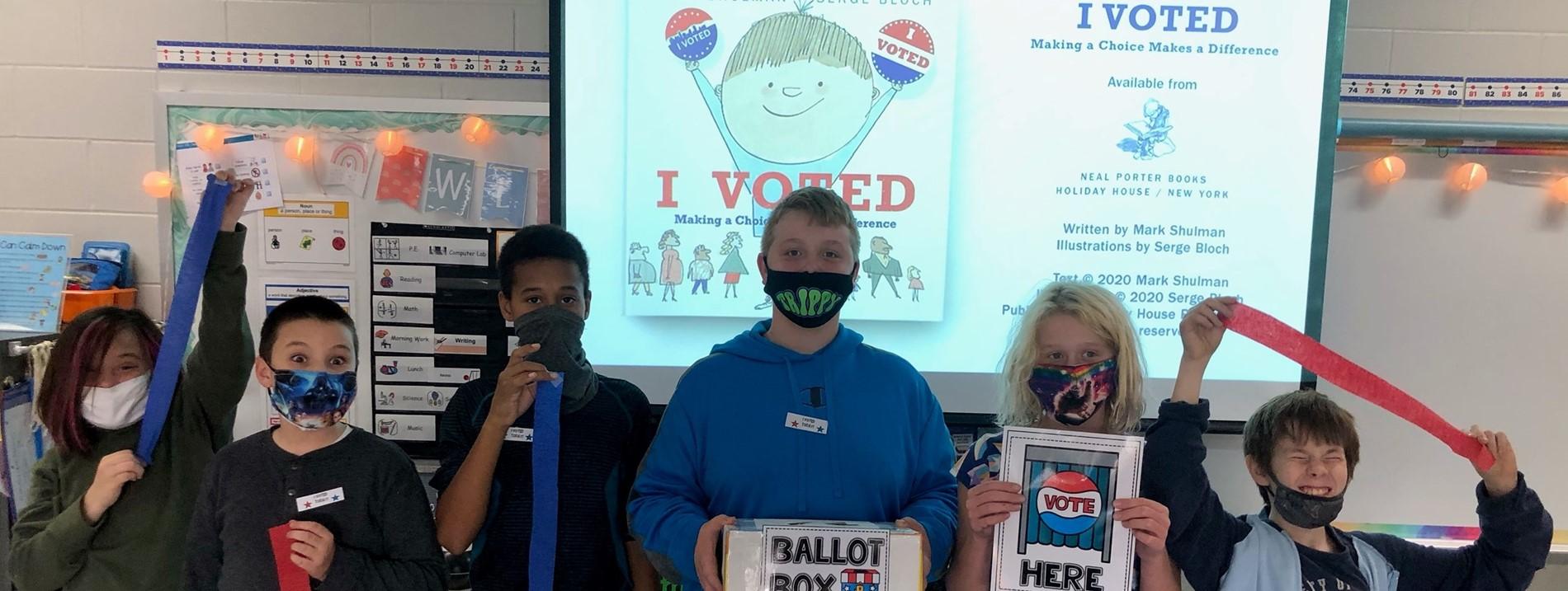 Spencerville Voting
