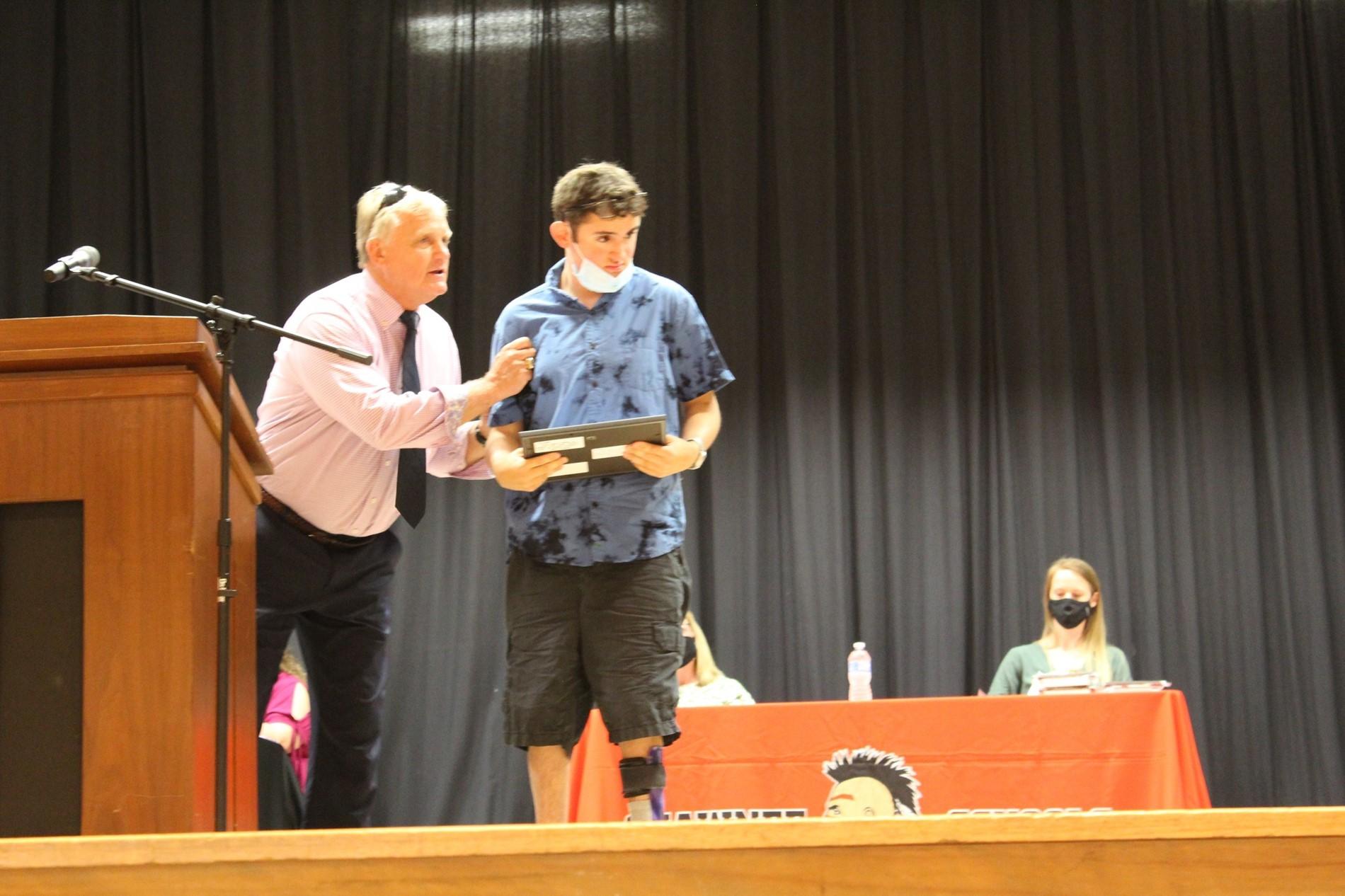 Shawnee PE Student of Year